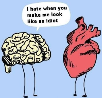 Brain Heart Fight
