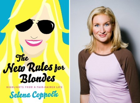 Selena Coppock's The New Rules for Blondes