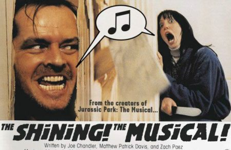 The Shining: The Musical!