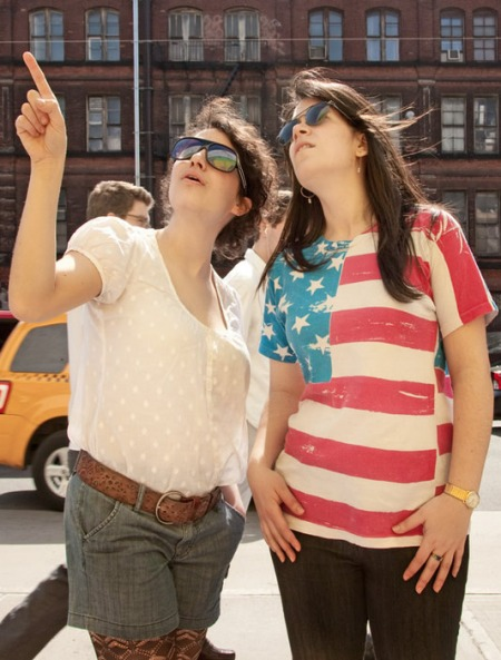 Ilana Glazer and Abbi Jacobson: Broad City
