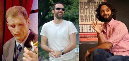 Ian Roberts, Anthony King, and Jason Mantzoukas