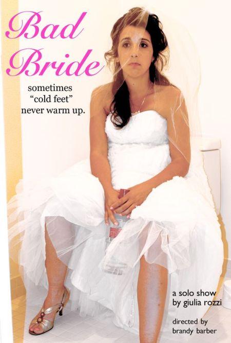 Giulia Rozzi in Bad Bride