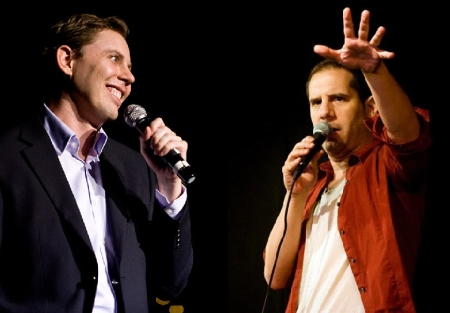 Ryan Hamilton and Seth Herzog