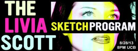 The Livia Scott Sketch Program