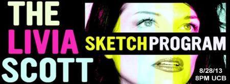 Livia Scott Sketch Program