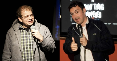 Mike Drucker and Mark Normand