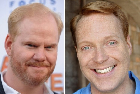 Jim Gaffigan and Kevin Allison