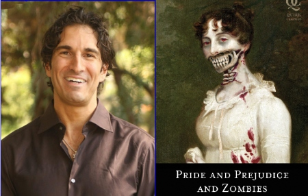 Gary Gulman and Pride and Prejudice and Zombies