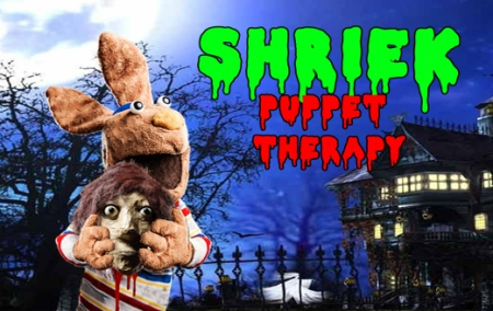 Puppet Therapy Halloween Shriek Edition
