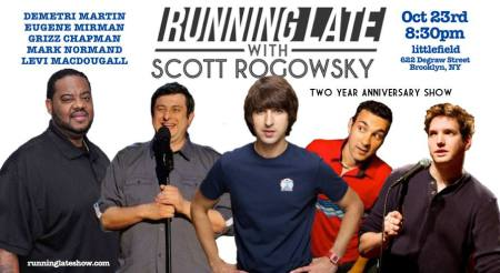 Running Late With Scott Rogowsky