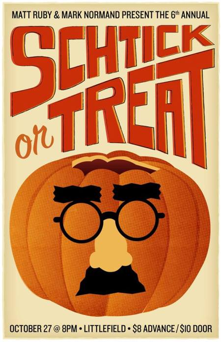 Schtick or Treat