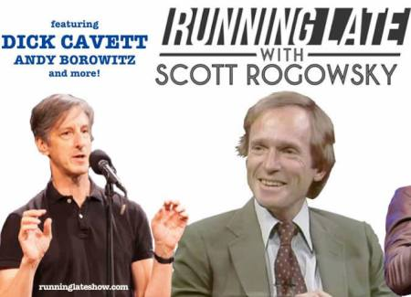Running Late with Dick Cavett and Andy Borowitz