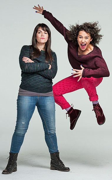 Abbi Jacobson & Ilana Glazer of Broad City