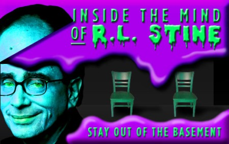 Inside the Mind of RL Stine