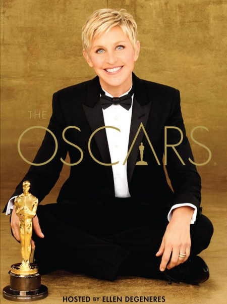 Ellen DeGeneres Hosting The Oscars 2014