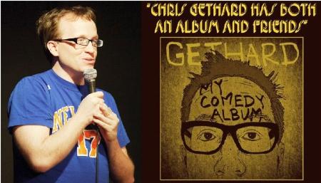 Chris Gethard