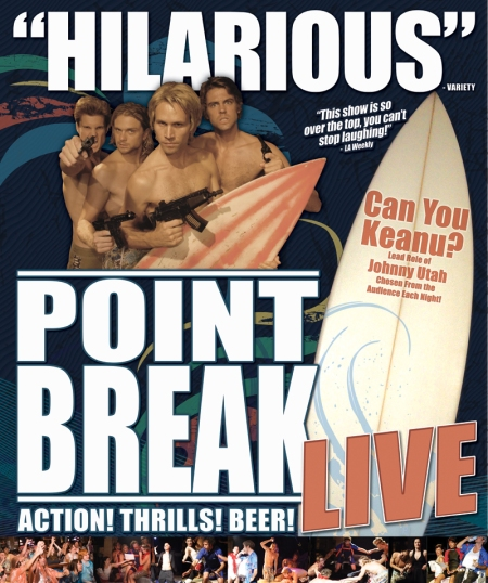 Point Break Live!