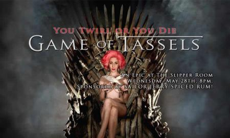 Game of Tassels