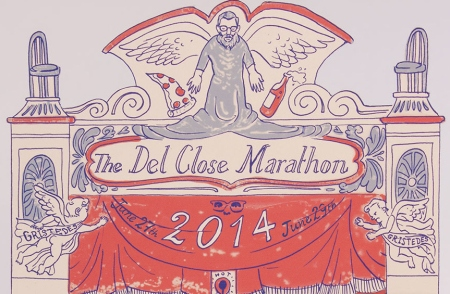 Del Close Improv Marathon 2014