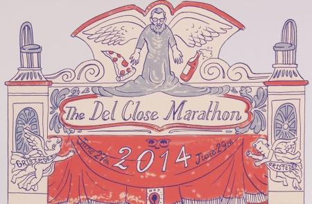 Del Close Improv Marathon 2014