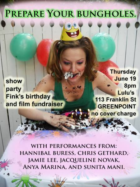 Heather Fink's Birthday Party & Fundraiser