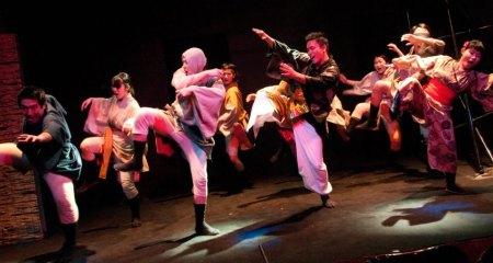 Dancing Monk Ippen