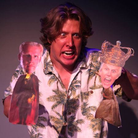 Gary Busey's One-Man Hamlet (As Performed by David Carl)