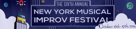 New York Musical Improv Festival 2014