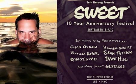 Sweet 10th Anniversary