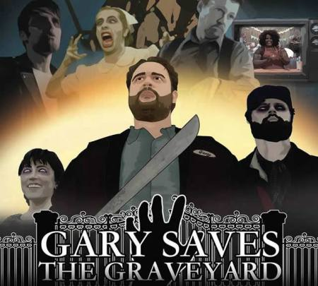 Gary Saves the Graveyard