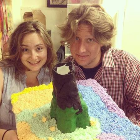 Katie Hartman and David Carl