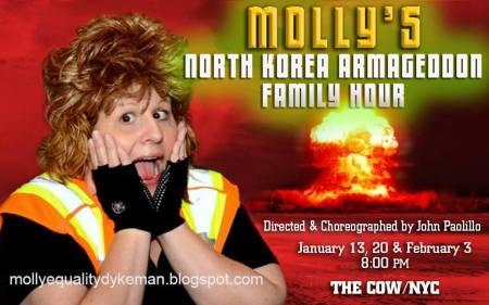 Molly's North Korea Armageddon Family Hour