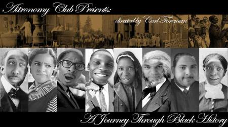 Astronomy Club Presents A Journey Through Black History