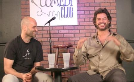 Mark DeMayo and Ted Alexandro