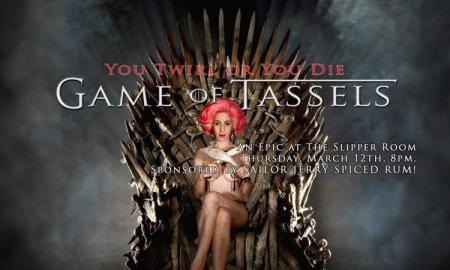 Game of Tassels