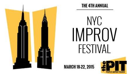 NYC Improv Festival 2015