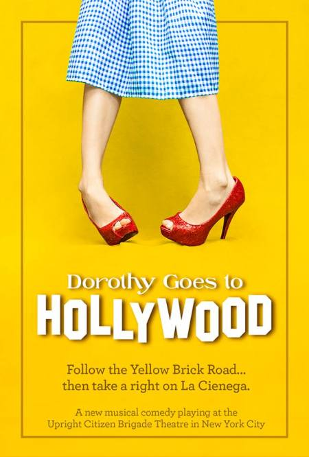 Dorothy Goes to Hollywood - A Musical