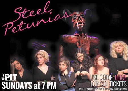 Steel Petunias