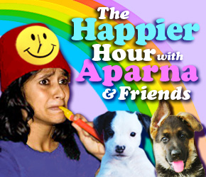 The Happier Hour with Aparna & Friends