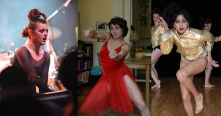 Eleanore Pienta, Tallie Medel, and Sunita Mani: Cocoon Central Dance Team