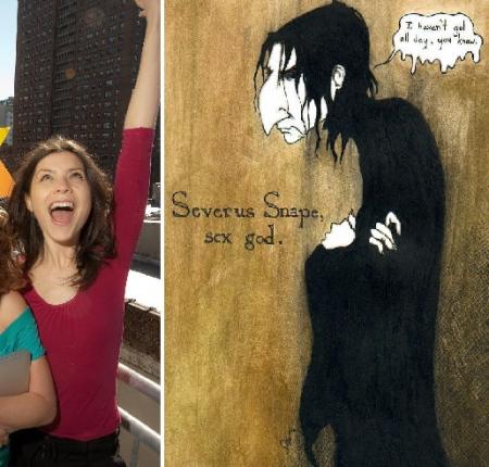 Best of Blogologues: Jen Jamula and Snape