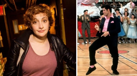 Jo Firestone in Same Songs, Different Plot: Grease