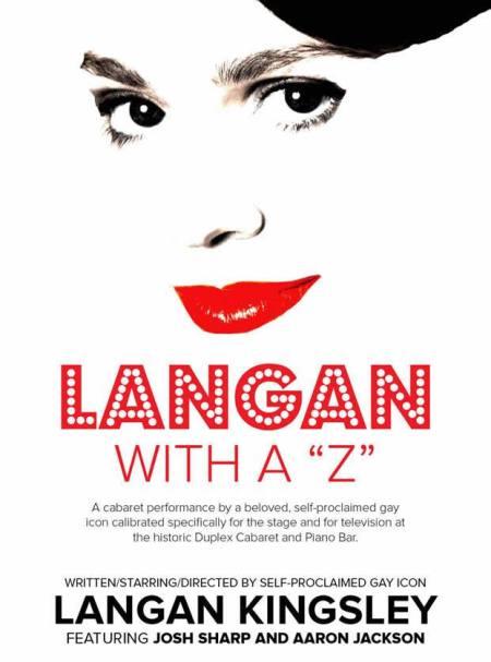 """Langan with a """"Z"""""""