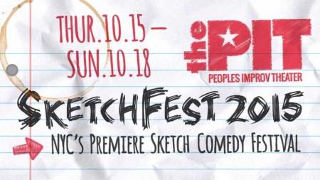 SketchFest 2015