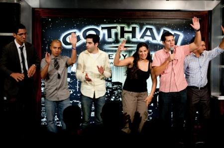 Arab-American Comedy Festival