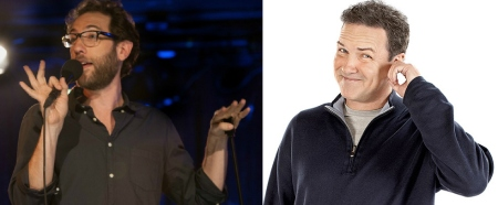 Ari Shaffir and Norm Macdonald