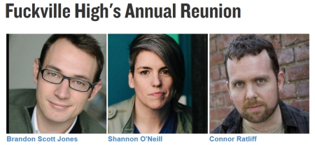 Fuckville High's Annual Reunion
