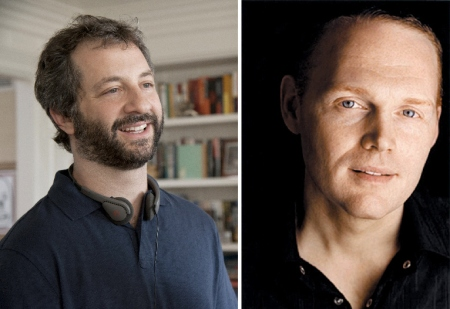 Judd Apatow and Bill Burr
