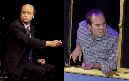 Scott Adsit and John Lutz 9