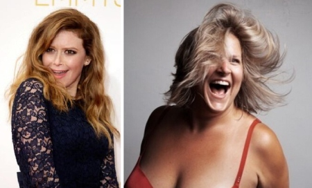 Natasha Lyonne and Bridget Everett